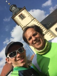 Rockenhausen Rocky Mountain-Lauf Karsten und Jürgen 1