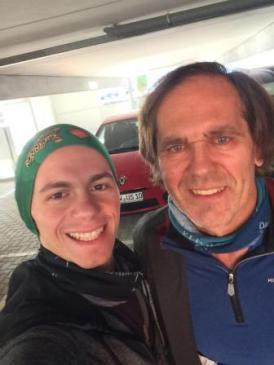 Kalmit 2018 Karsten und Jürgen